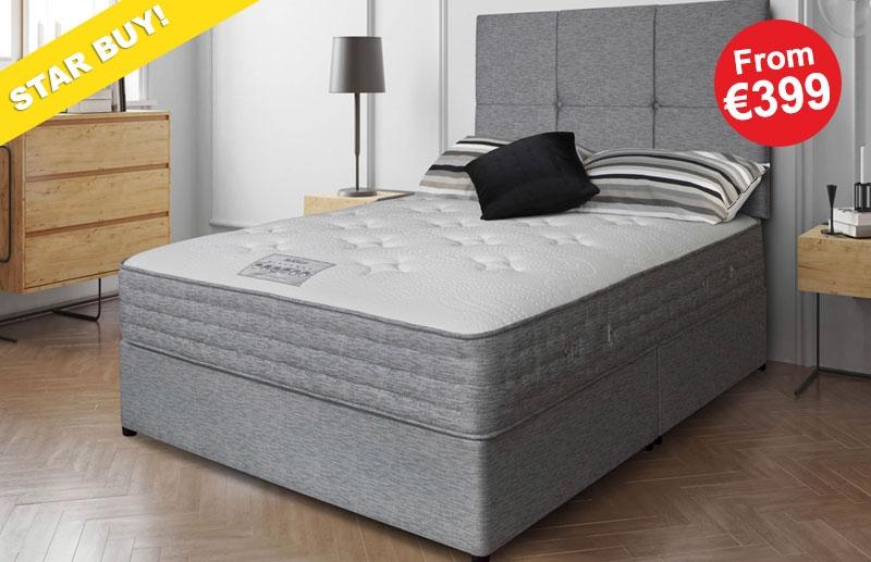 Diplomat Divan Bed