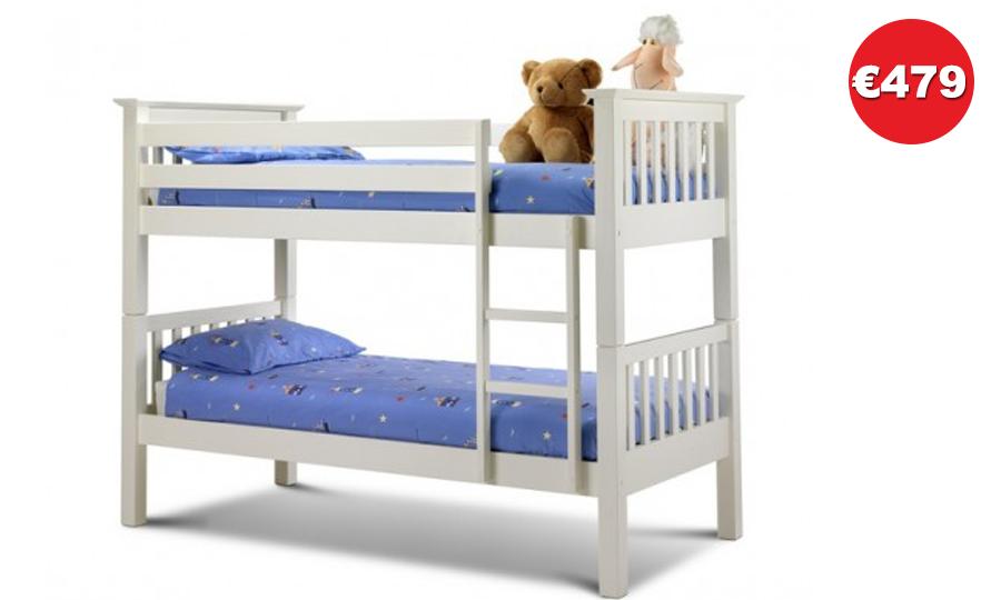 barcelona bunk beds     alaska futon bunk   the bed store  rh   thebedstore ie