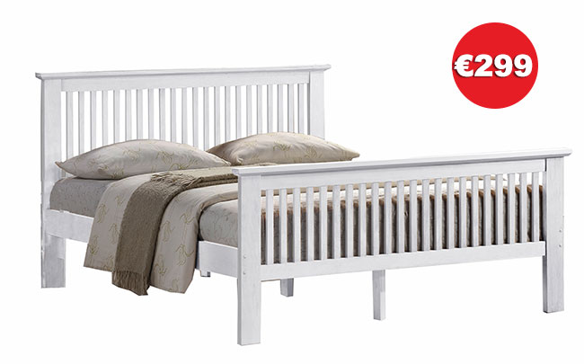 more photos 761f8 390a7 Wooden Beds - The Bed Store